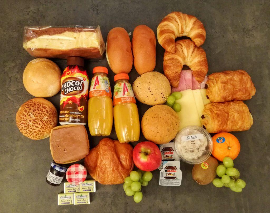 Onze manden: CLASSIC ontbijtmand