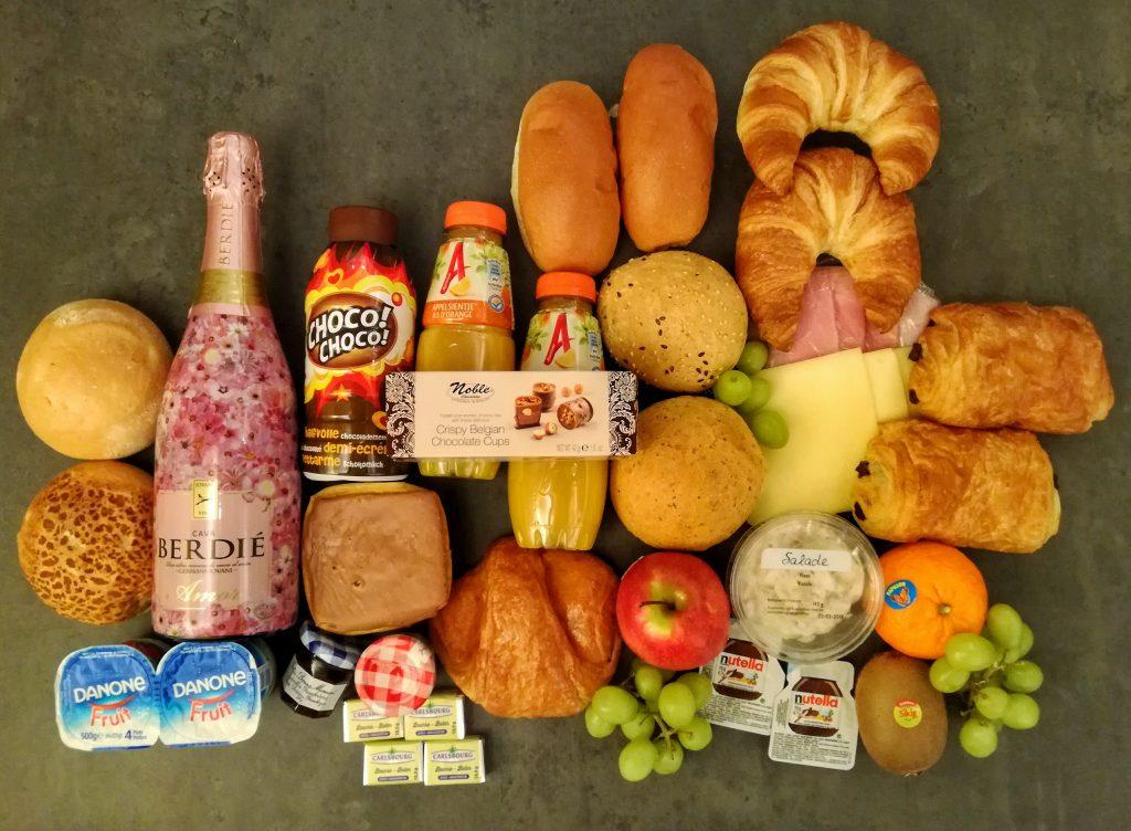 Onze manden: SUPREME ontbijtmand
