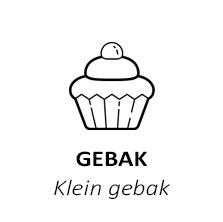 Klein gebak